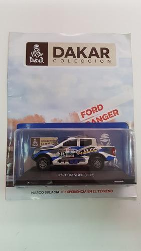 Imagen 1 de 3 de Libro Coleccion Dakar Ford Ranger 2017