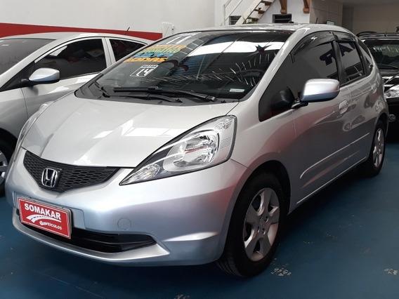 Honda Fit 1.4 Lxl Flex Aut. 5p 2011