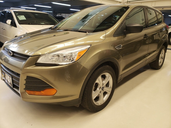 Ford Escape 2.5 S Plus L4 At 2013 *