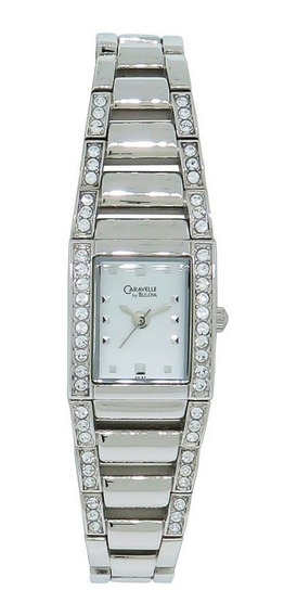 Relógio Caravelle New York 44b116 By Bulova Novo Original