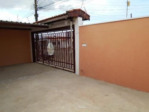 Imagem 1 de 15 de Casa Para Venda Em Araras, Jardim Abolição De Lourenço Dias, 3 Dormitórios, 1 Suíte, 1 Banheiro, 3 Vagas - V-270_2-733190
