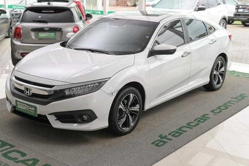 Honda Civic Sedan Touring 1.5 Turbo 16v Aut./2019