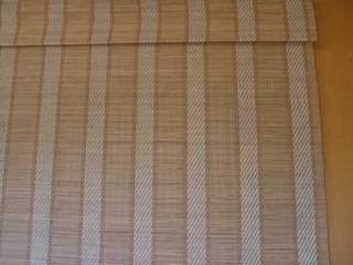 Persiana Bambú, Buen Estado