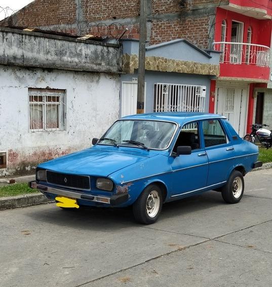 Renault 12 1980 Primera Serie