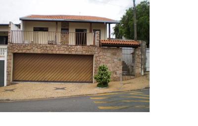 Casa Com 3 Dormitórios À Venda, 264 M² Por R$ 500.000 - Jardim Dos Manacás - Valinhos/sp - Ca0716