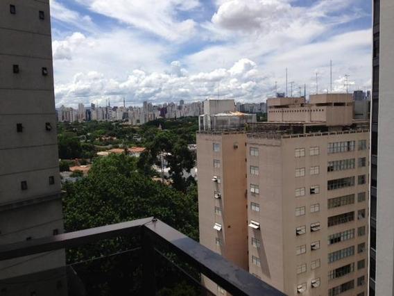Flat Para Venda Em São Paulo, Itaim Bibi, 3 Dormitórios, 2 Suítes, 3 Banheiros, 2 Vagas - 051_1-336556