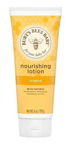 Loción Nutritiva Burts Bees Baby 170gr
