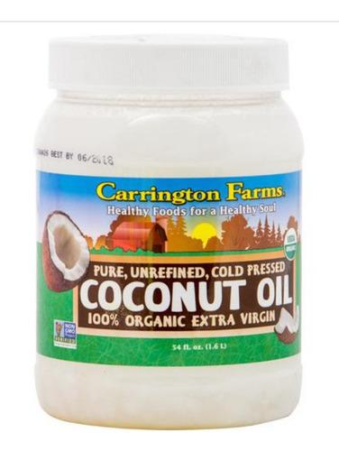 Aceite De Coco Orgánico, 54 Oz. - L a $135800