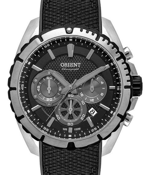 Relogio Orient Masculino Cronografo - Mbsnc003 G1px