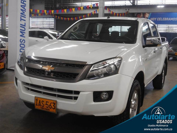 Chevrolet Dmax Dc Full 4x4 2.5
