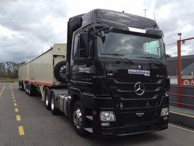 Mercedes Benz Actros 2655 Ls/33 V8 Ideal Bi-tren