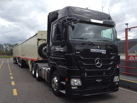 Mercedes Benz Actros 2655 Ls/33 V8 Ideal Bi-tren