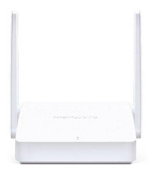 Roteador Wireless 300mbps Mercusys, Mw301r - Branco