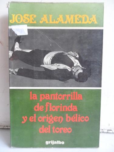 Imagen 1 de 9 de Libros Taurinos Pantorrilla De Florinda Jose Alameda Toros