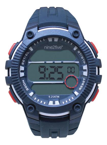 Reloj Original Caballero Marca Nine2five Modelo Dpmp11azdg