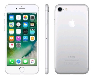 iPhone 7 Apple 32gb Prateado 4g