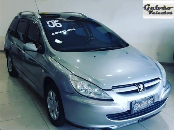 Peugeot 307 2.0 Sw 16v Gasolina 4p Automático