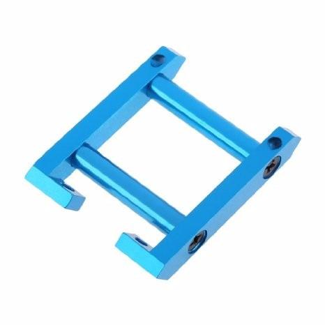 Imagem 1 de 2 de Hsp 188036 Aluminum Rear Support Frame Azul 1/10