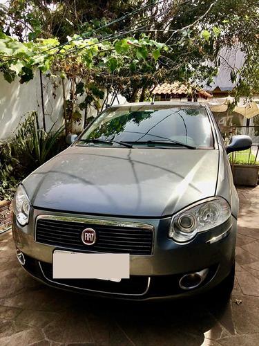 Imagem 1 de 9 de Fiat Siena 2012 1.4 Tetrafuel 4p Todo Original !