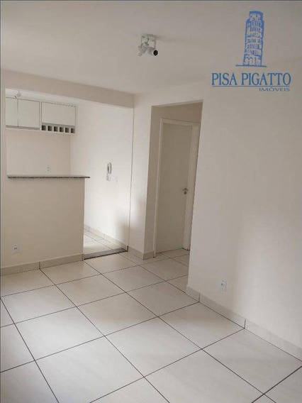 Apartamento Com 2 Dormitórios Para Alugar, 49 M² - Paulínia/sp - Ap0958