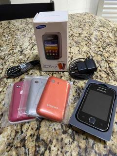 Samsung Galaxy Y Young Color Plus