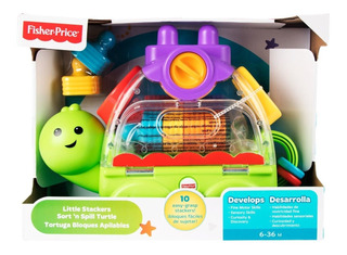 Tortuga Bloques Apilables Fisher Price