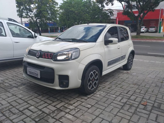 Fiat Uno Sporting 1.4 Flex Abaixo Da Tabela