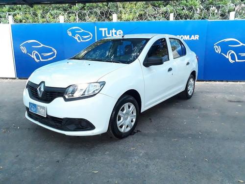 Renault Logan Authentique 1.6 C/gnc - Tute Cars