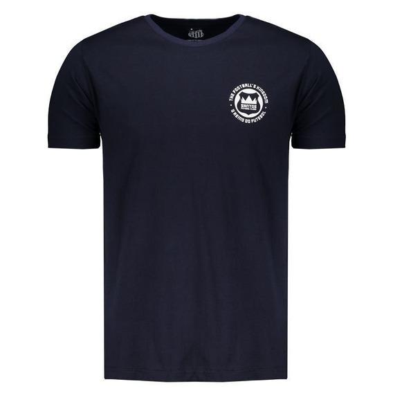 Camiseta Santos Futebol Clube Marinho