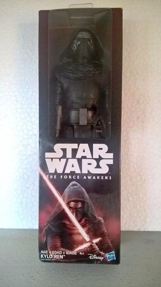 Boneco Star Wars - Kylo Ren - 30 Cm Hasbro