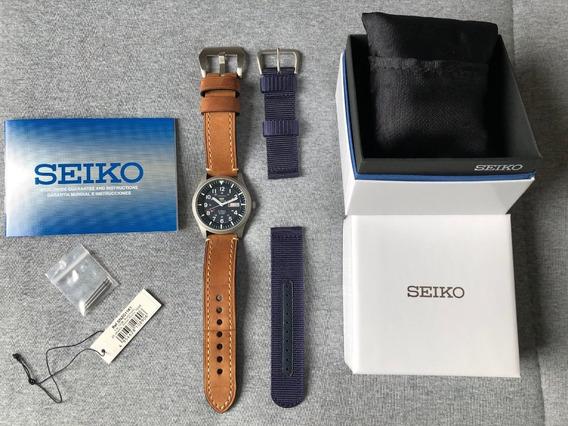 Relógio Seiko Sports 5 - Automático - Azul