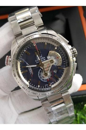 Relógio Masculino Tag 36 Mostrador Preto