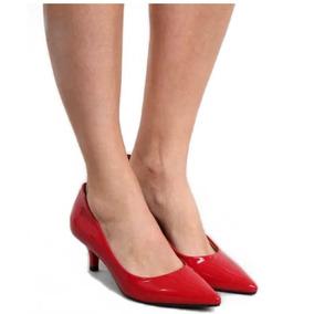 85d1b732b Sapatos Femininos - Scarpins e Plataformas Vermelho em Ceará com o ...