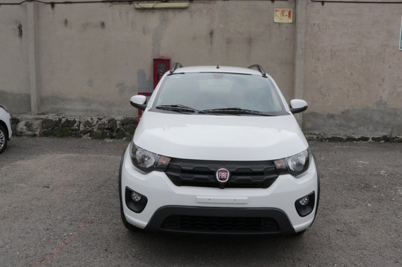 Fiat Mobi 2018 1.0 Way Mt
