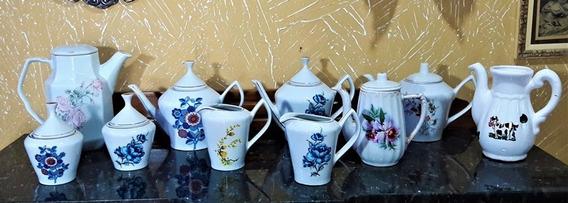Lote De Porcelanas (10 Peças)