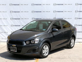 Chevrolet Sonic 2016Paq D. Lt T/m (47)