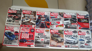 Revista Auto Esporte Ano 2015
