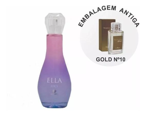 Perfume Traduções Gold E Outros 100% Originais Escolha O Seu