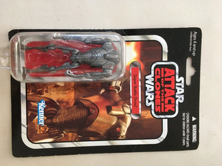 Star Wars Batlle Droid Vintage Collection