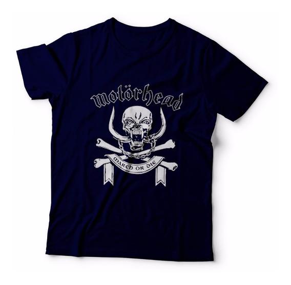 Camisa Blusa Camiseta Rock Motorhead Novas Camisas