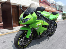 Ninja Zx6r Kawasaki Primorosa Deportiva Semi Nueva
