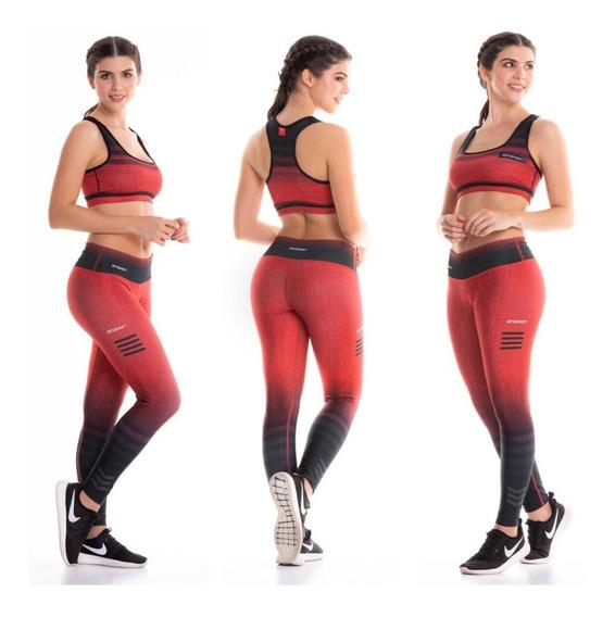 Legging Malla Licras Ready Drakon Ropa Deportiva Mujer