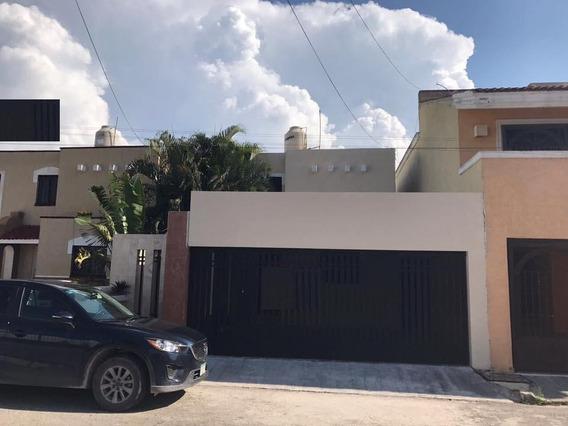 Casa En Renta Amueblada En Zona Norte De Merida ,fracc.montecarlo Cerca De Plaza Altabrisa.