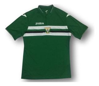 Camisa Leganes Oficial Joma Masculina Verde