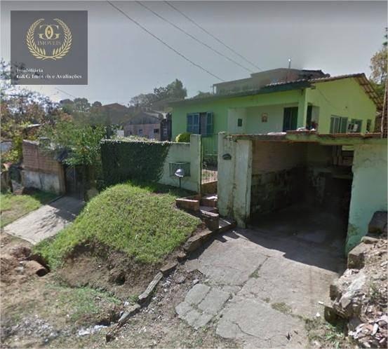 Casa 2 Dormitórios. Santo Onofre- Viamão - Ca0404
