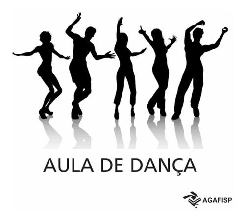 Imagem 1 de 1 de Aulas De Dança.