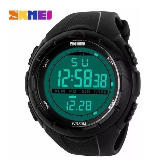 Relógio Skmei 1074 Feminino Digital Esportivo Led Promoção