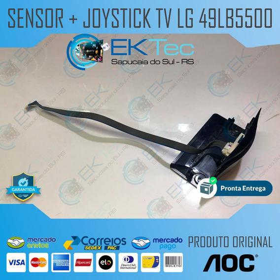 Sensor + Joystick Tv Lg 49lb5500 Original Testado