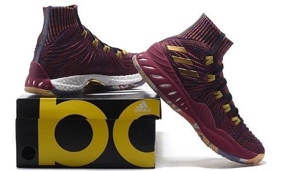 Tênis adidas Explosive Boost Vermelho Escuro Shoes Original