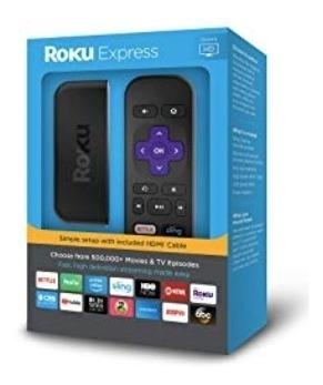 Roku Express Convierte Tu Tv En Smart Oferta